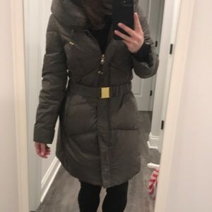 T by Elie Tahari winter coat